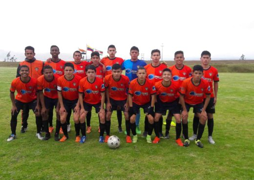 Sub 17_Escuela_de_fútbol_Weymar_Olivares